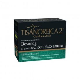 Bevanda al Gusto di Cioccolato Amaro (4 preparati da 34g)
