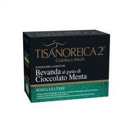 Bevanda al Gusto di Cioccolato e Menta (4 preparati da 30g)