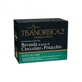 Bevanda al Gusto di Cioccolato e Pistacchio (4 preparati da 30g)