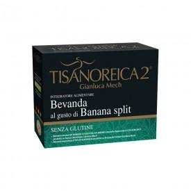 Bevanda al Gusto di Banana Split (4 preparati da 28g)