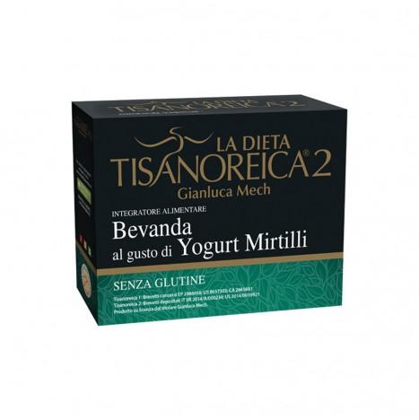 Bevanda al Gusto di Yogurt e Mirtilli (4 preparati da 28g)
