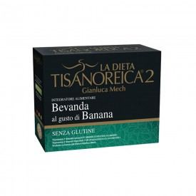 Bevanda al Gusto di Banana (4 preparati da 28g)