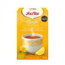 Detox Limone Bio (17 filtri)