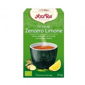 Zenzero e Limone Bio (17 filtri)