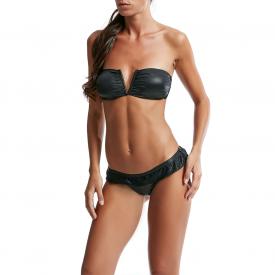 Bikini Fascia a V e Slip Gonnellino FK17-1C070U