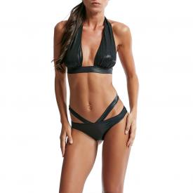 Bikini Fusciacca Marylin e Slip Americano FK17-1C073U