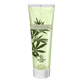 Hemp Nation Gel Doccia Con Estratti di Kiwi e Mango (235ml)