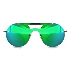 Algorithm Blue Green Occhiali Da Sole Moda