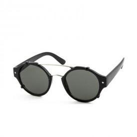 Flick Silver Black Occhiali da Sole Moda