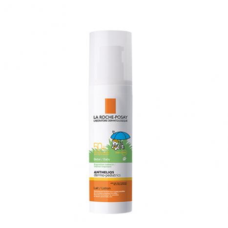 Anthelios Dermo-Pediatrics Latte Protettivo Dermocompatibile Pediatrico SPF50+ (50ml)