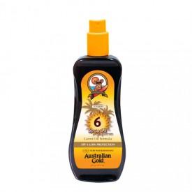 Spray Oil Sunscreen Carrot Oil Formula SPF6 (237ml)