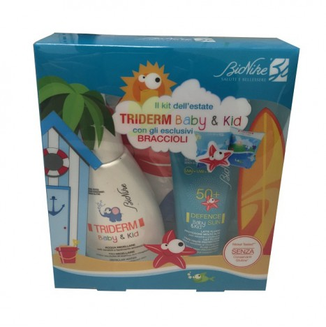 Triderm Baby and Kid Kit Estate (100+50ml)