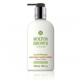 Lime & Patchouli Hand Lotion (300ml)