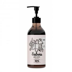 Sapone Liquido Naturale Salvia (400ml)