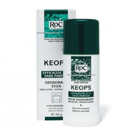 ROC Keops - Deodorante Stick Senza Alcool (40ml)
