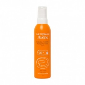 Avène - Solare Pelle Sensibile Spray SPF20 (200ml)