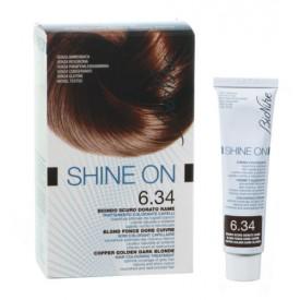 Shine On 6.34 Biondo Scuro Dorato Rame