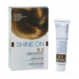 Shine On 8.3 Biondo Chiaro Dorato