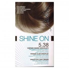 Shine On 5.38 Castano Chiaro Cioccolato