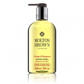Orange & Bergamot Hand Wash (300ml)