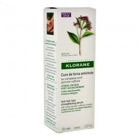 Klorane - Cure de Force Anticaduta alla Chinina e Caffeina (125ml)
