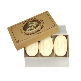 Lux Gift Kraft Boxes Soap (3x150gr)
