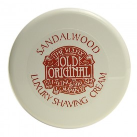 Luxury Shaving Cream Sandalwood - Crema da Barba (180gr)
