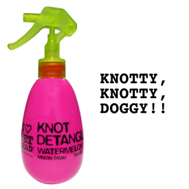 Knot Detangler for Dogs (180ml)