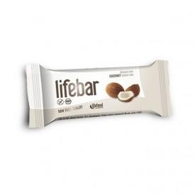 Lifebar al Cocco Bio Cruda Vegana Senza Glutine
