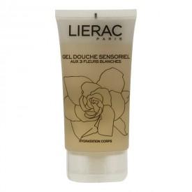 Lierac - Gel Douche Sensoriel Aux 3 Fleurs Blanches (150ml)