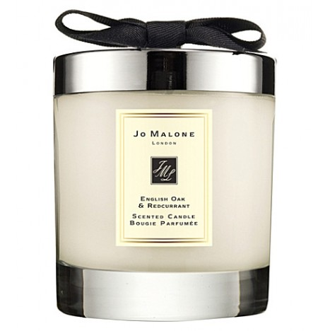 ENGLISH OAK REDCUR HOME CANDLE 200G