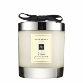 JML WILD FIG AND CASSIS  CANDLE HOME 200