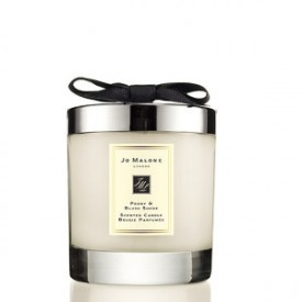 JML PEONY & BLUSH SUEDE HOME CANDLE200G