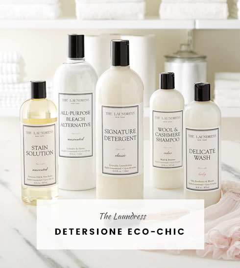 The laundress - Detersione Eco-Chic